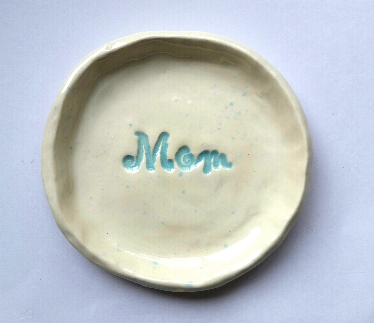 Mother's day gift Trinket Dish