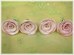 Rose Knobs Light Pink