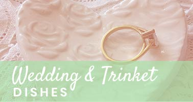 Wedding and Trinket Dishes