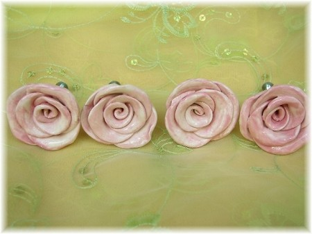 Rose Knobs
